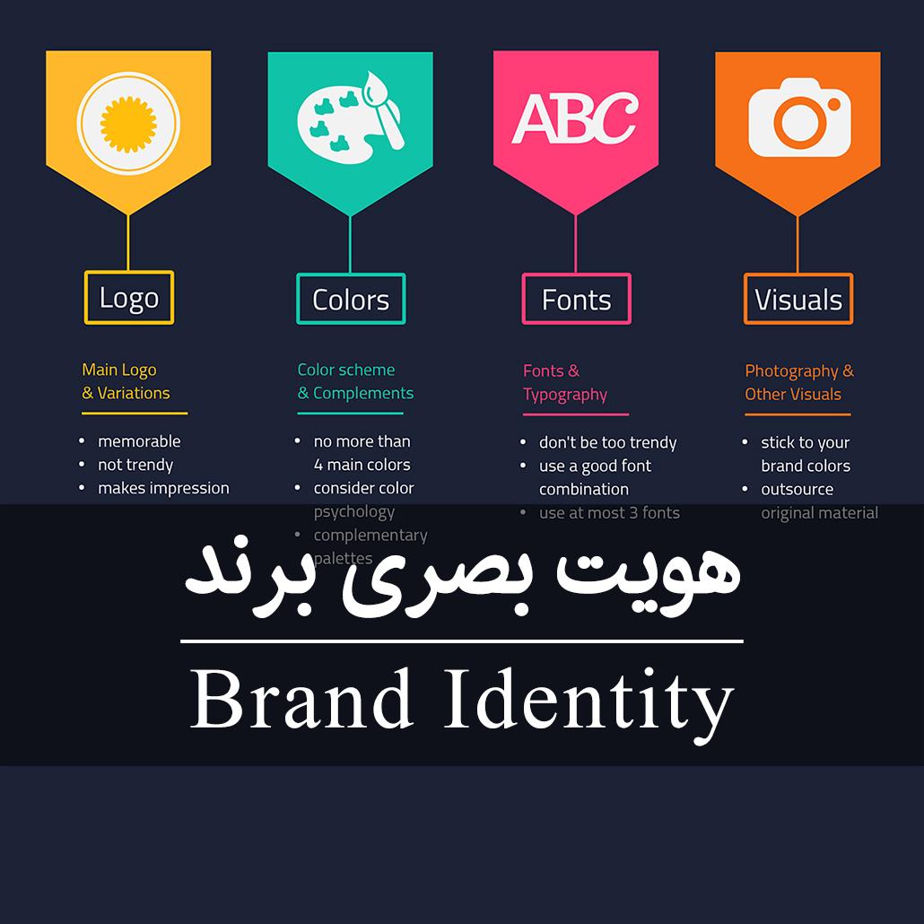 هویت بصری برند